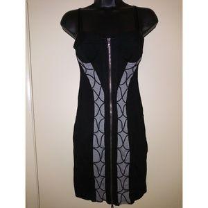 Robert Rodriguez Fitted Mini Dress